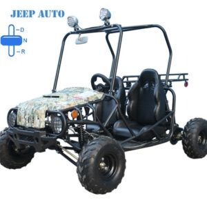 Jeep Auto Go-Cart