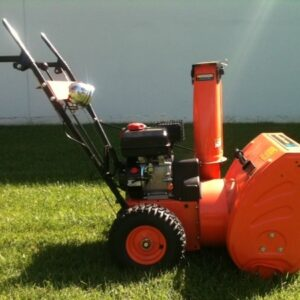 Snow Thrower Electric Start
