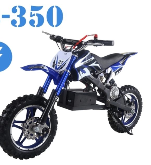 electric dirt bike TAO e3-350