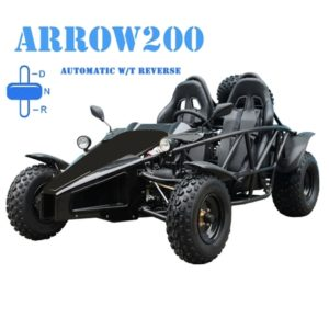 ARROW 200 Go-Cart